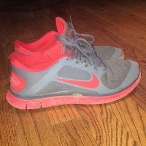 RARE Nike Free Runs 4.0 V3